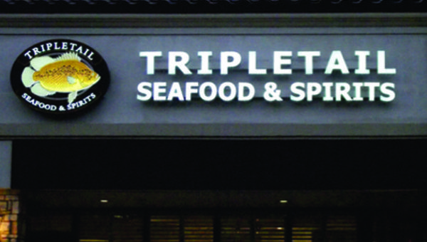 Tripletail Logo &  Letters 2