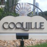 Coquille Monument Sign